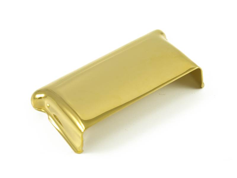 FENDER Bridge Cover Strat Gold | Kobylky a Tremola - 1