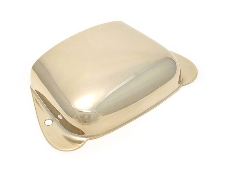 FENDER Bridge Cover Precision Bass VPB-Gold | Hardware na basové kytary - 1