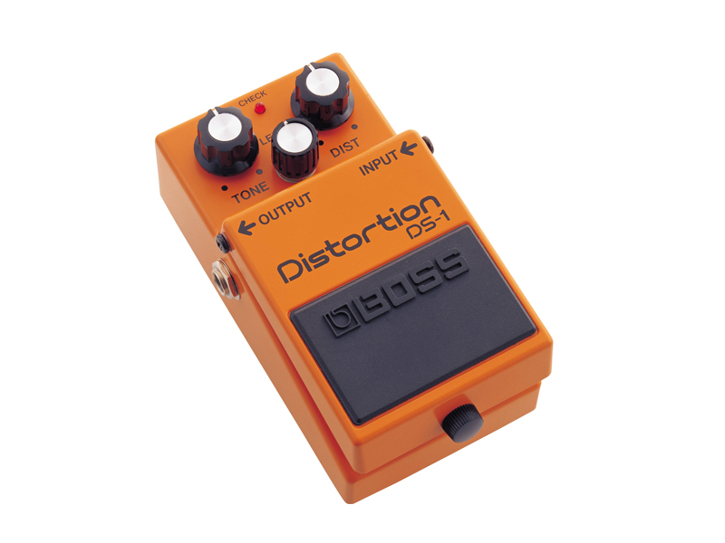 BOSS DS-1 DISTORTION | Overdrive, Distortion, Fuzz, Boost - 1