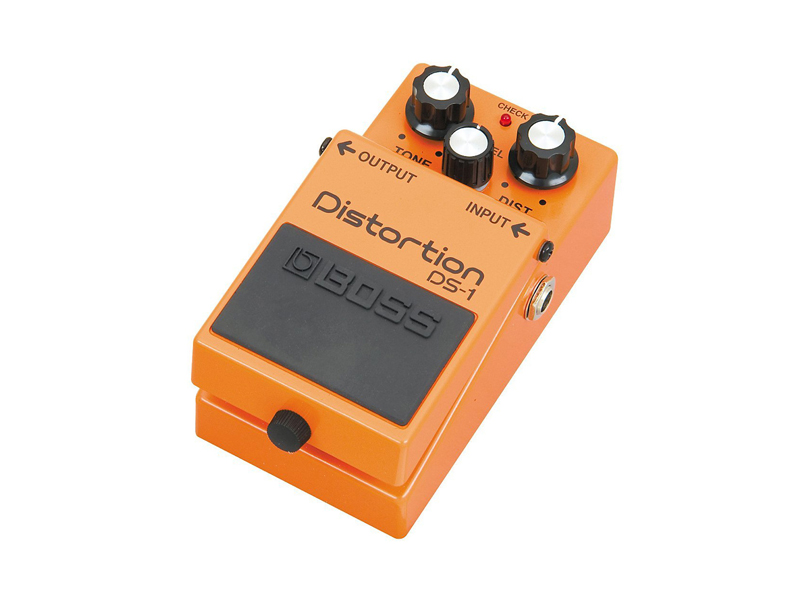 BOSS DS-1 DISTORTION | Overdrive, Distortion, Fuzz, Boost - 2