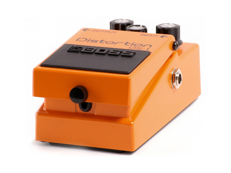 BOSS DS-1 DISTORTION | Overdrive, Distortion, Fuzz, Boost - 3