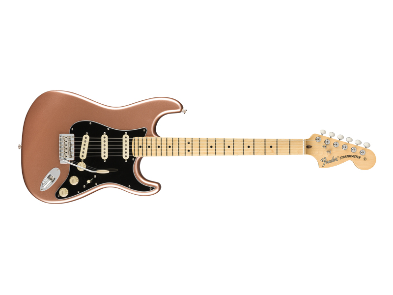 FENDER American Performer Stratocaster MN PE | Kytary typu Strat - 1
