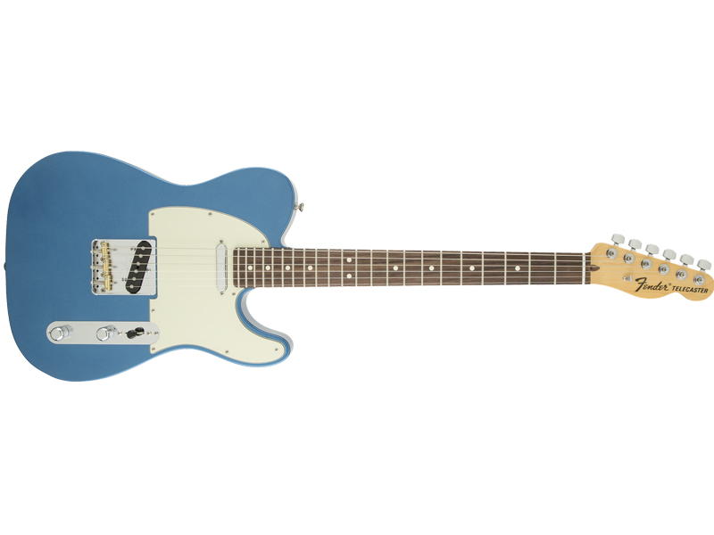 FENDER AMERICAN SPECIAL TELECASTER RW LPB | Kytary typu Tele - 1