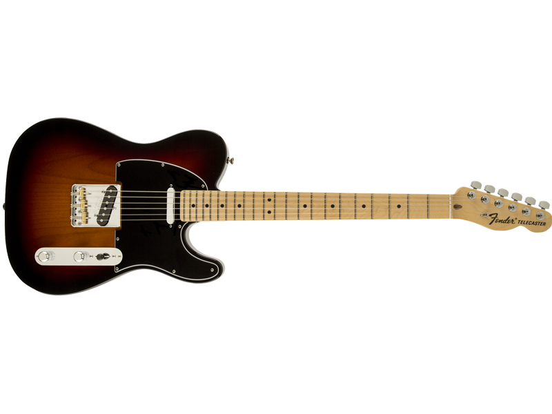 FENDER AMERICAN SPECIAL TELECASTER MN 3TS | Kytary typu Tele - 1