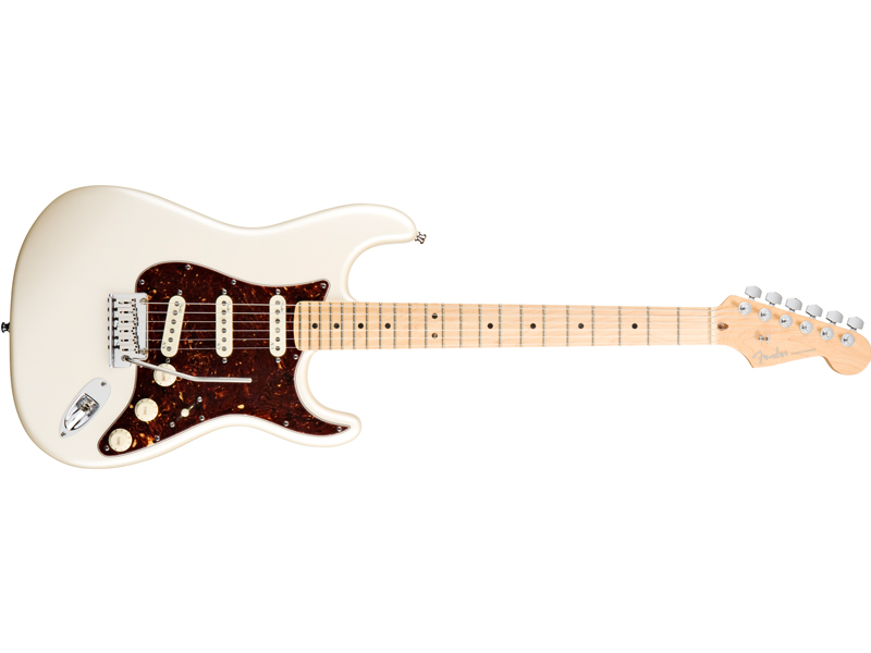 FENDER American Deluxe Stratocaster MN OP | Kytary typu Strat - 1