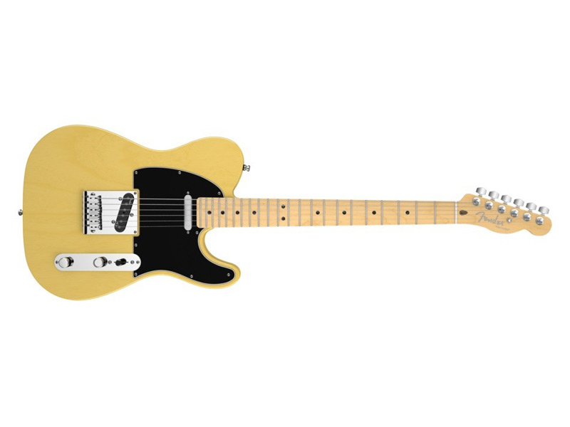 FENDER American Deluxe Telecaster ASH BTB | Kytary typu Tele - 1