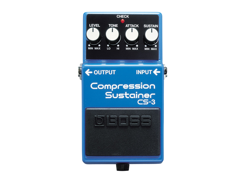 BOSS CS-3 | Compressor, Sustainer - 1