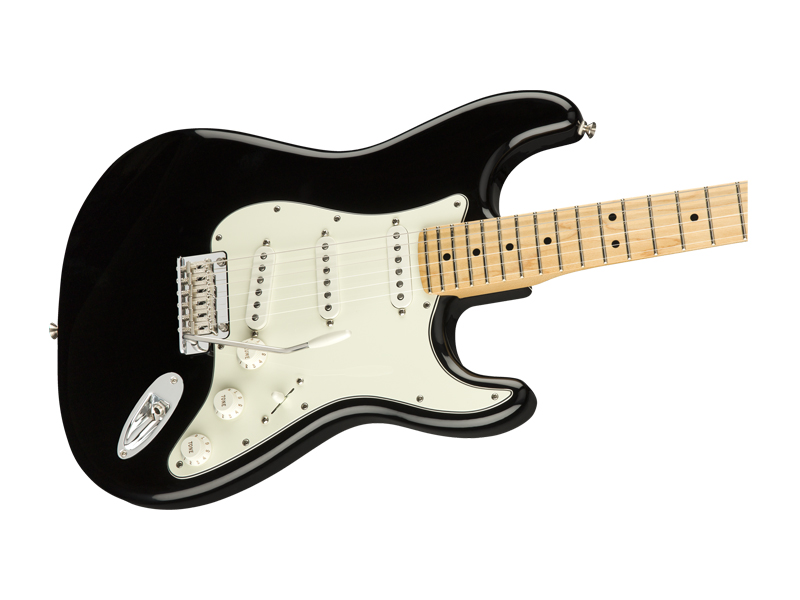 FENDER Player Stratocaster, Maple Fingerboard, Black | Elektrické kytary typu Star - 3