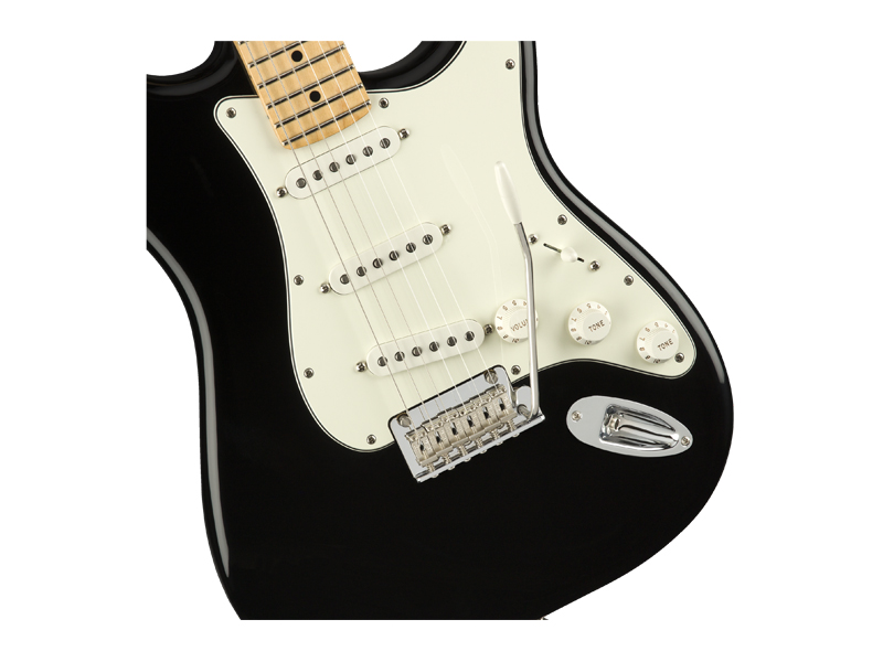 FENDER Player Stratocaster, Maple Fingerboard, Black | Elektrické kytary typu Star - 4