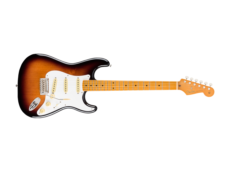 FENDER Vintera '50s Stratocaster Modified, Maple Fingerboard, 2-Color Sunburst | Elektrické kytary typu Star - 1