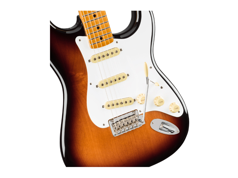 FENDER Vintera '50s Stratocaster Modified, Maple Fingerboard, 2-Color Sunburst | Elektrické kytary typu Star - 3
