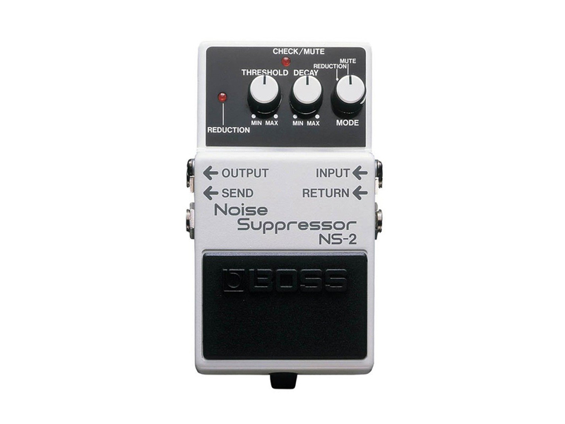 BOSS NS-2 NOISE SUPPRESSOR | Noise gate, silencery, šumové brány - 2