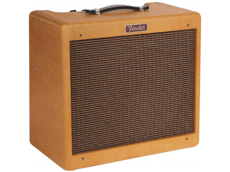 FENDER Blues Junior LTD C12-N Lacquered Tweed | Celolampová - 1