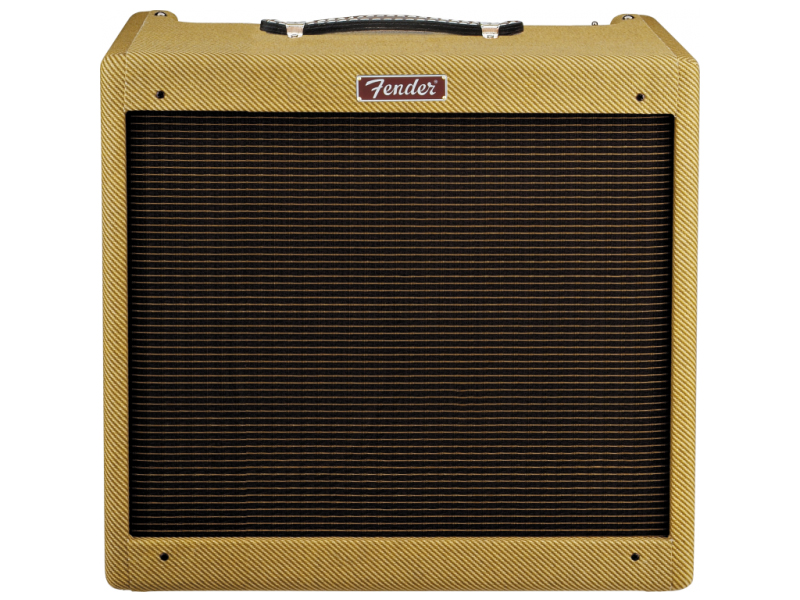 FENDER Blues Junior LTD C12-N Lacquered Tweed | Celolampová - 3