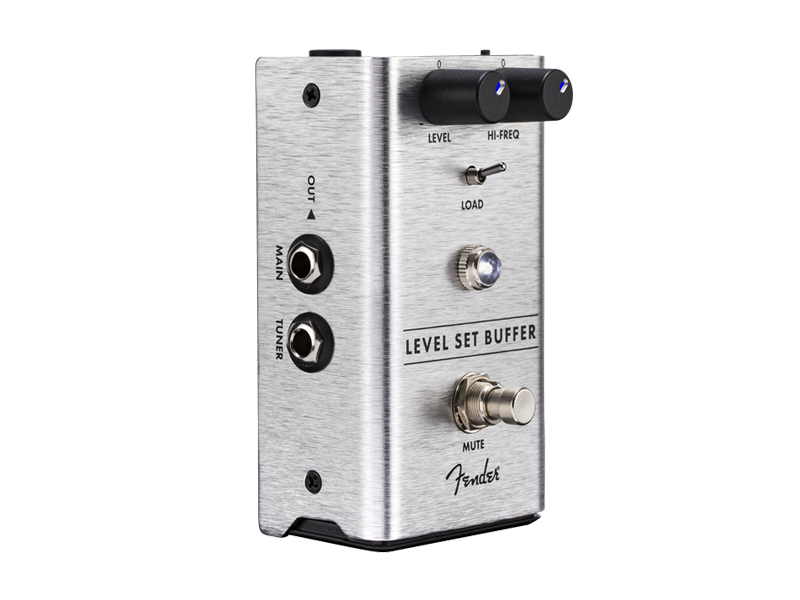 FENDER Level Set Buffer Pedal | Overdrive, Distortion, Fuzz, Boost - 3