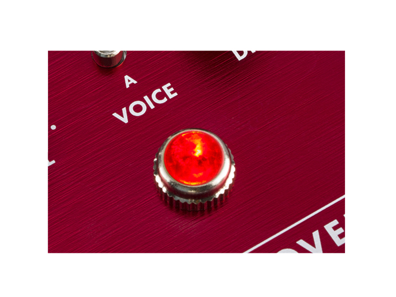 FENDER Santa Ana Overdrive Pedal | Overdrive, Distortion, Fuzz, Boost - 5