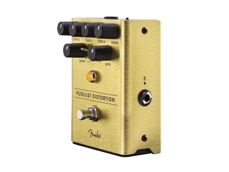 FENDER Pugilist Distortion Pedal | Overdrive, Distortion, Fuzz, Boost - 4