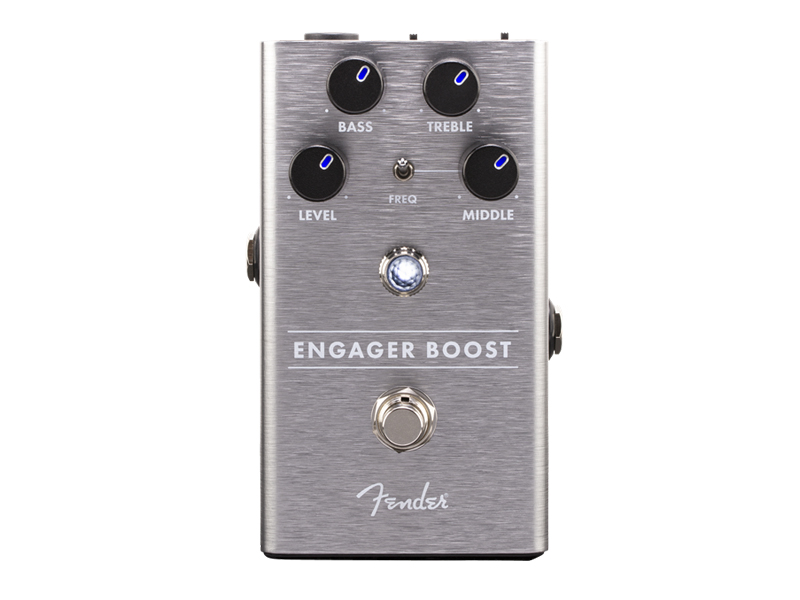 FENDER Engager Boost | Overdrive, Distortion, Fuzz, Boost - 1
