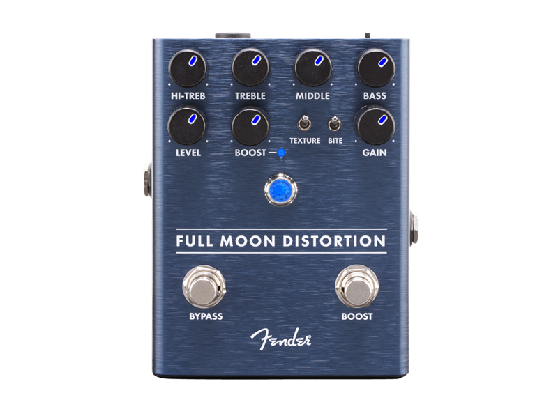 FENDER Full Moon Distortion | Overdrive, Distortion, Fuzz, Boost - 1