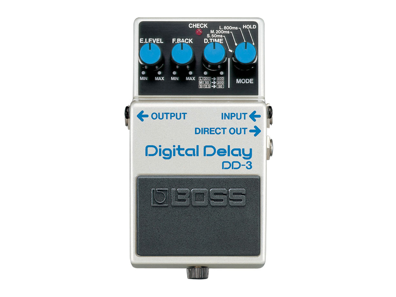 BOSS DD-3 DIGITAL DELAY | Delay, Echo - 1