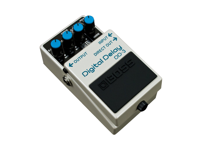BOSS DD-3 DIGITAL DELAY | Delay, Echo - 2