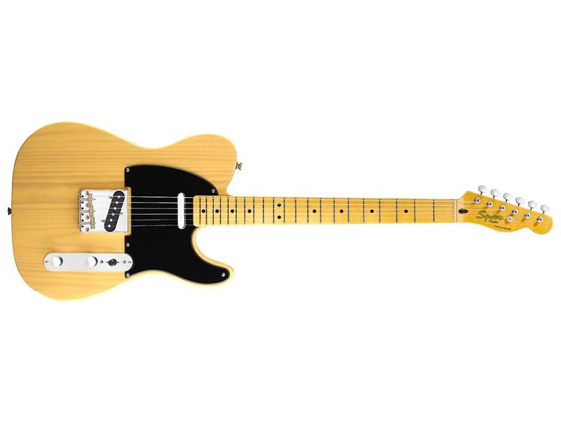 FENDER SQUIER Classic Vibe Telecaster 50s Butterscotch Blonde | Kytary typu Tele - 1