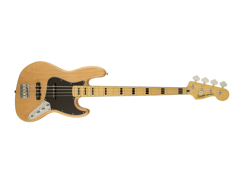 FENDER SQUIER Vintage Modified Jazz Bass 70 MF NT B Stock | Čtyřstrunné baskytary - 1