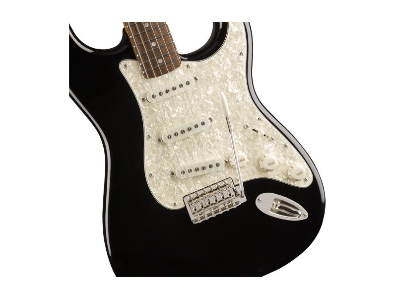 FENDER Squier Classic Vibe '70s Stratocaster, Laurel Fingerboard, Black | Kytary typu Strat - 3