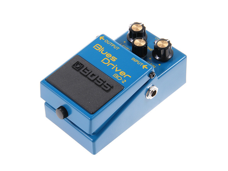 BOSS BD-2 BLUES DRIVER | Overdrive, Distortion, Fuzz, Boost - 4