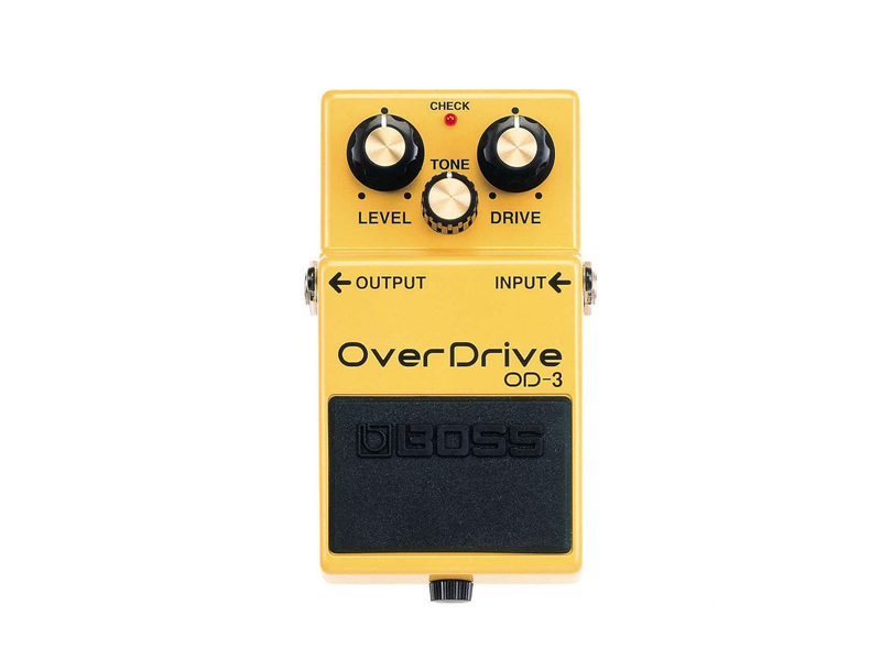 BOSS OD-3 OVERDRIVE | Overdrive, Distortion, Fuzz, Boost - 1