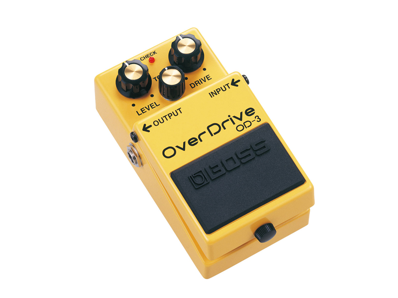 BOSS OD-3 OVERDRIVE | Overdrive, Distortion, Fuzz, Boost - 2