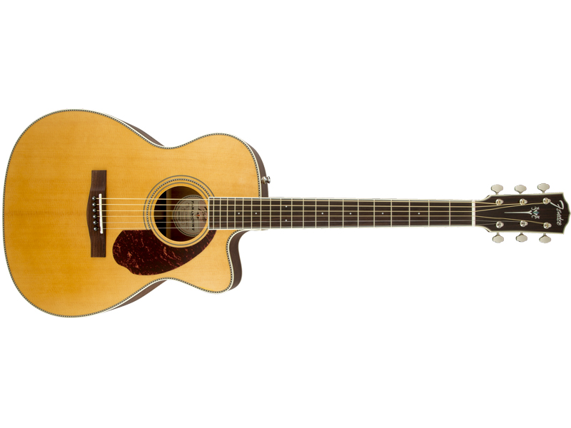 FENDER PM-3 STANDARD TRIPLE 0 NATURAL | Dreadnought - 1
