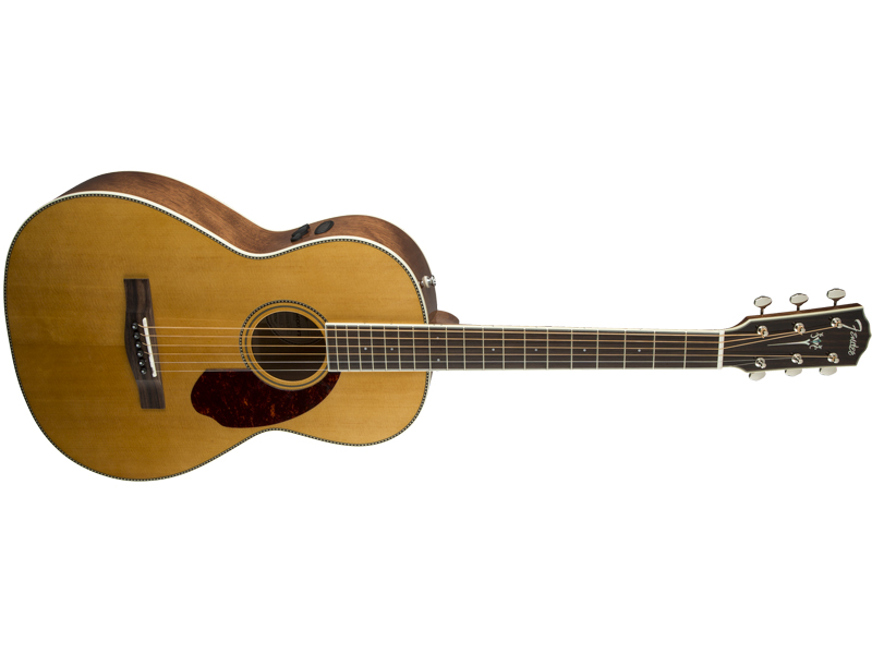 FENDER PM-2 STANDARD PARLOR NATURAL | Orchestra, Auditorium - 1