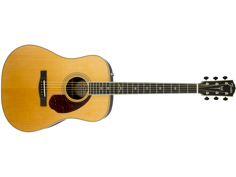 FENDER PM-1 DELUXE DREADNOUGHT NATURAL | Dreadnought - 1