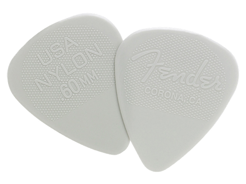 Fender trsátko Fender Nylon Pick 1/2 Gross 0.60 | Trsátka - 1