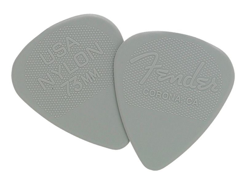 Fender trsátko Fender Nylon Pick 12 ks 1/2 Gross 0.73 | Trsátka - 1