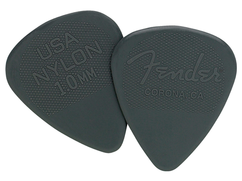 Fender trsátko Fender Nylon Pick 1/2 Gross 1.00 | Trsátka - 1