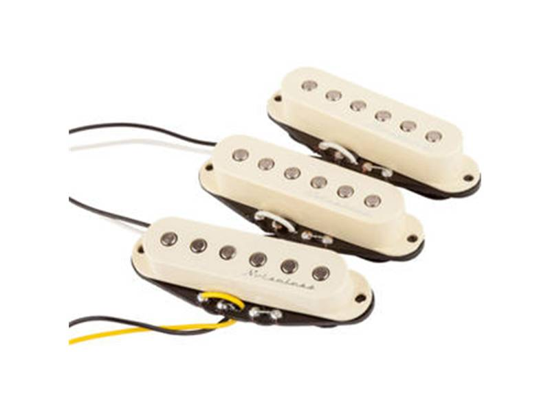 FENDER HOT Noiseless strat set Jeff Beck Style | Sady snímačů - 2