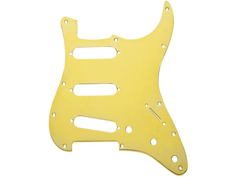 Fender Anodized Pickguard Stratocaster S/S/S | Pickguardy - 1
