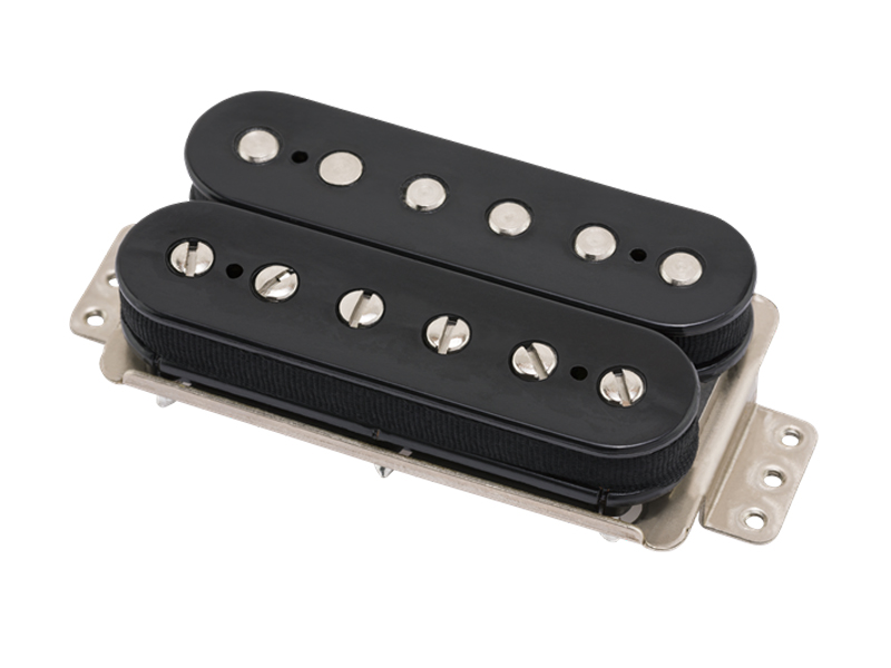 FENDER Double-Tap Humbucking Pickup, Black | Snímače Humbucker - 1