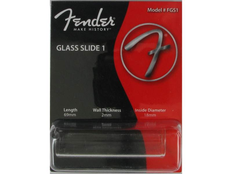 FENDER Glass Slide 1 Standard Medium | Slide, bottlenecky - 2