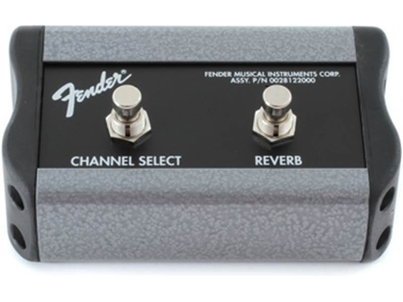 FENDER Footswitch 2-Button Channel/Reverb | Nožní přepínače, Footswitche - 1