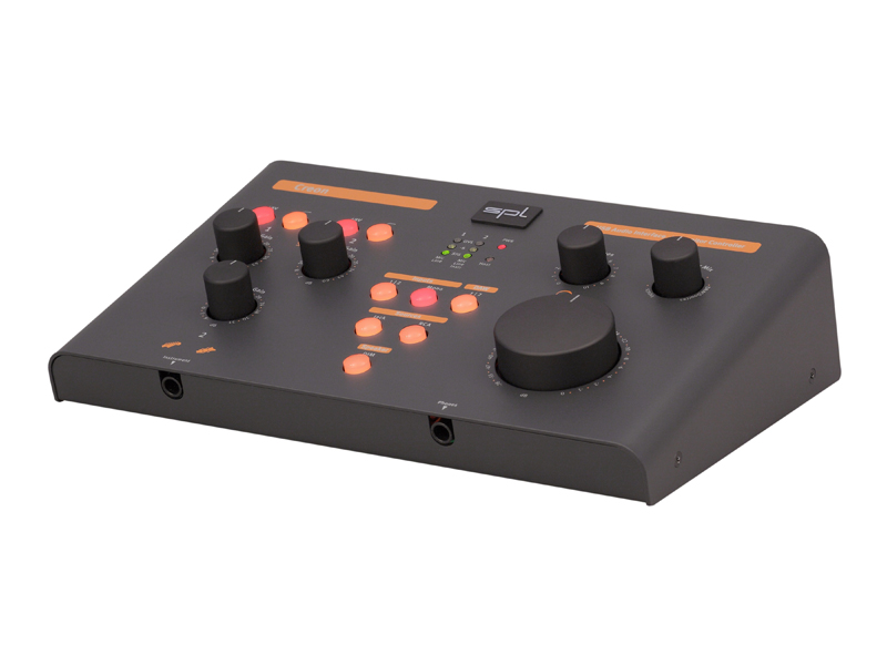 SPL Creon, USB Audio-Interface, Monitoring Controller, černý | Zvukové karty, Audio Interface - 1
