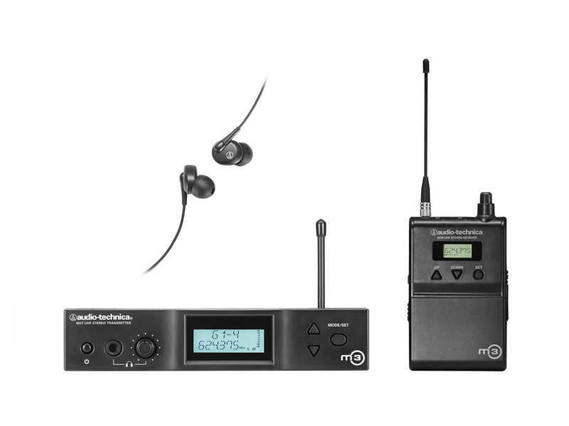 Audio-Technica M3 | In-Ear monitoring kompletní sety - 1