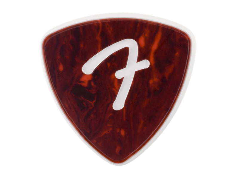 Fender F Grip 346 Picks, Shell, 3 Pack | Trsátka - 1