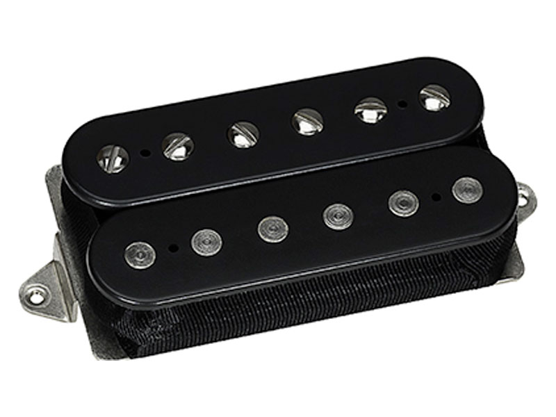 DiMarzio DP257 BK Illuminator Bridge Black | Snímače Humbucker - 1