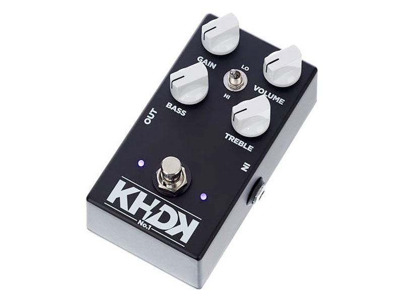 KHDK No.1 Overdrive | Overdrive, Distortion, Fuzz, Boost - 1