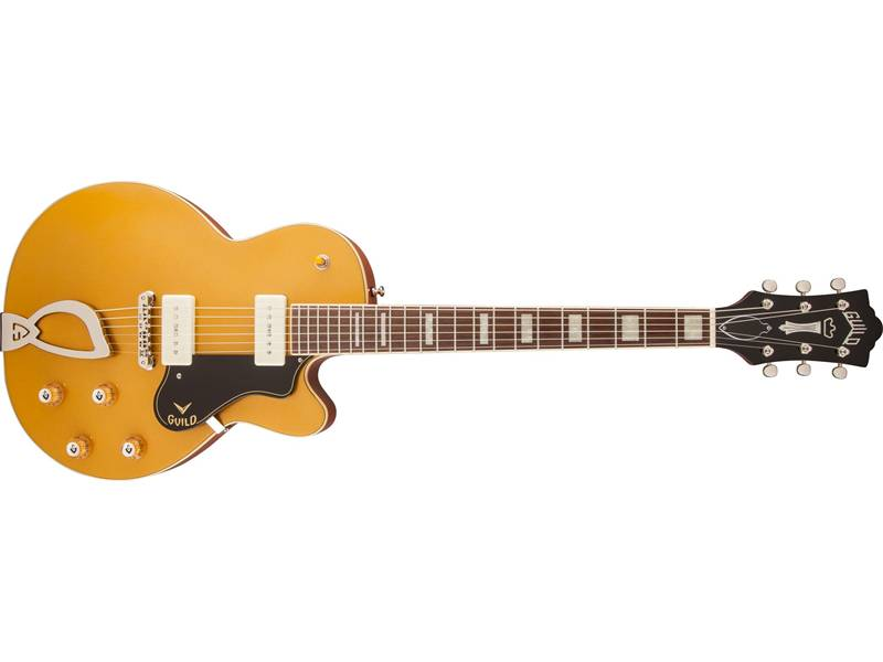 Guild M-75G Aristocrat hollow body archtop | Kytary typu Les Paul - 1