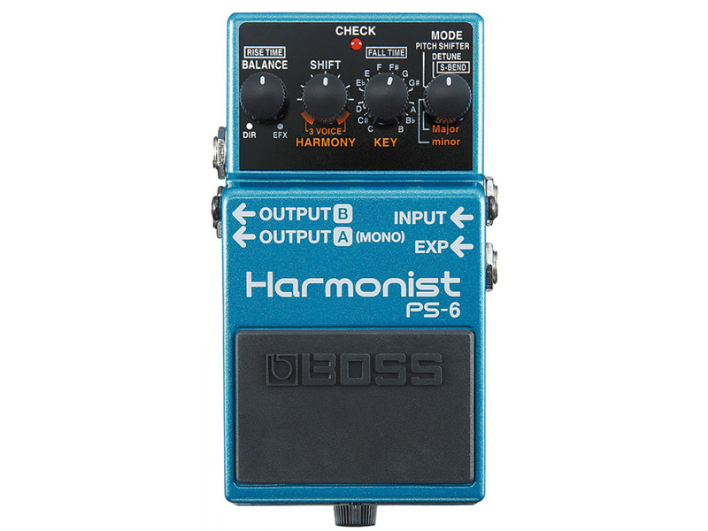BOSS PS-6 | Octaver, Harmonizer, Pitch Shift - 1