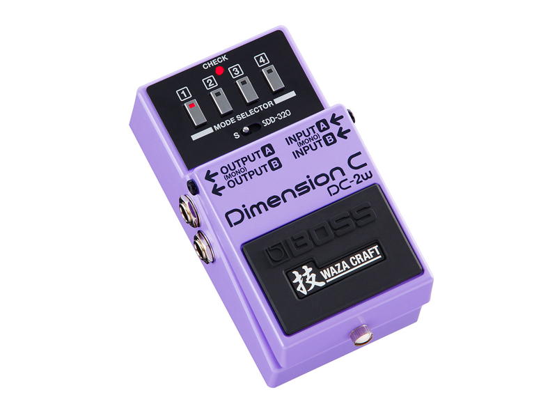 BOSS DC-2W Dimension C | Chorus, Flanger, Phaser - 2